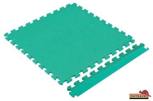 EVA Foam Mat Tile EDGES ONLY 4 Pack