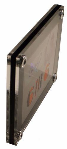 6 Tarjetas de lado a lado con divisores pantalla caso de la tarjeta tarjetas de retenciones 180pt o menos