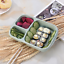 UK-Microwave-Bento-Utensils-Lunch-Box-Picnic-SuShi-Food-Container-Storage-Box thumbnail 9