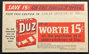 1942-WWII-ERA-CINCINNATI-OHIO-034-DUZ-034-EXTREME-ADVERTISING-UX27-POSTCARD