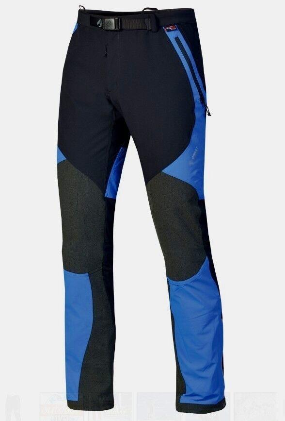 Direct Alpine Cascade Plus Pant, Softshellhose für Herren, blau-schwarz