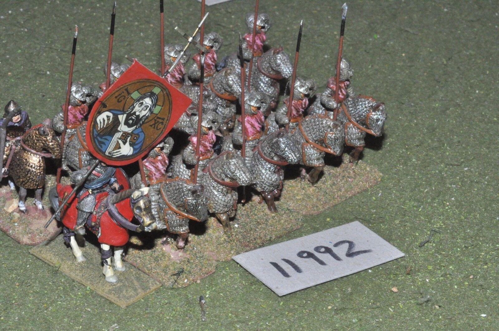 25mm roman era   roman - late cavalry 12 cavalry - cav (11992)