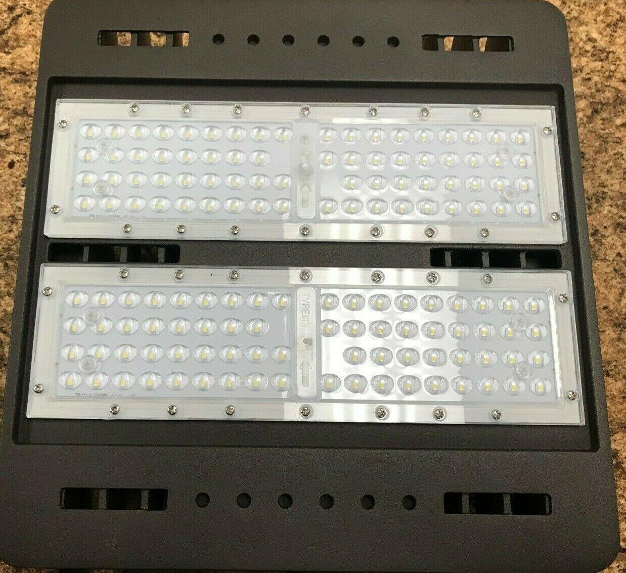 LED 150 WATTS FLOOD LIGHT WALL MOUNT 5000K UL LISTED 17,904 LUMENS(DIMMABLE)