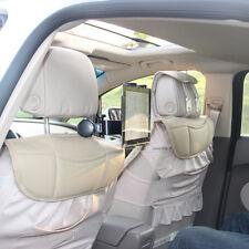 MINI 360° Universal Tablet PC Auto KFZ Kopfstützen PKW  Halterung Sitz Halter#G1