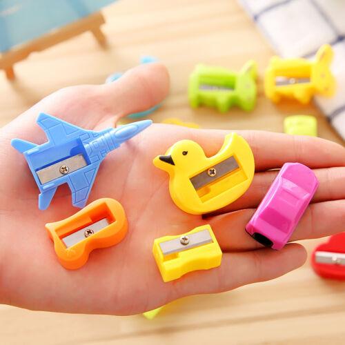 New Duck Elephant Candy Color Pencil Sharpener School Kid/'s Favorite