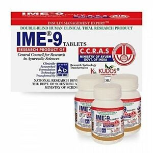 Kudos IME-9 Set of 3.