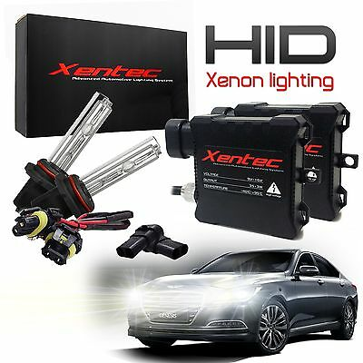 Xentec HID Kit Xenon Light 35W 30000LM 5000K Headlight Fog for 2004-2018 Mazda 3