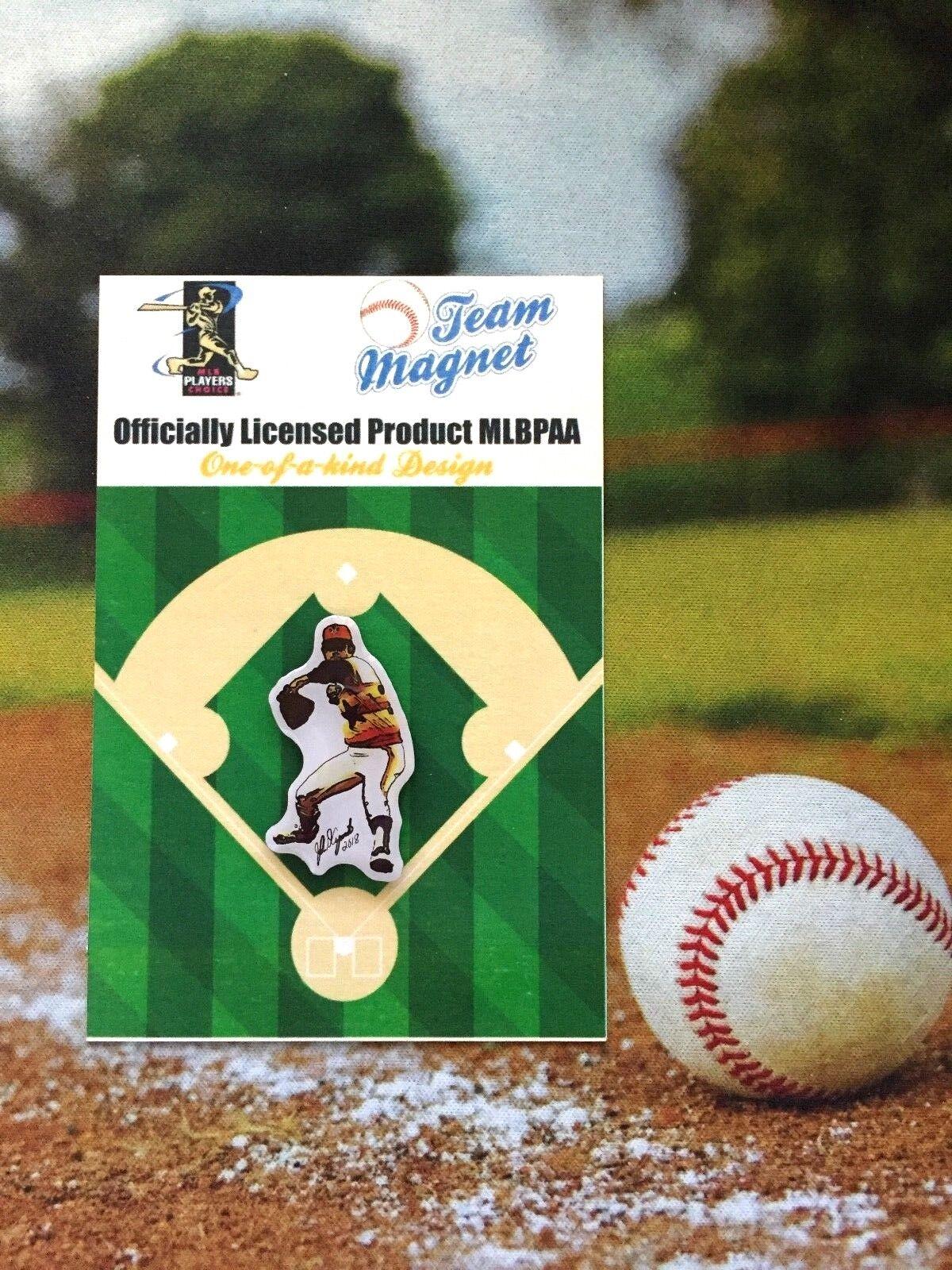 Houston Astros Nolan Ryan Magnet-  1 COLLECTIBLE-STROH'S Nation-The Express Express Express d489a7