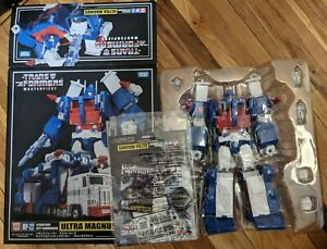 Takara Tomy Transformers Masterpiece MP-22 Ultra Magnus Complete Authentic