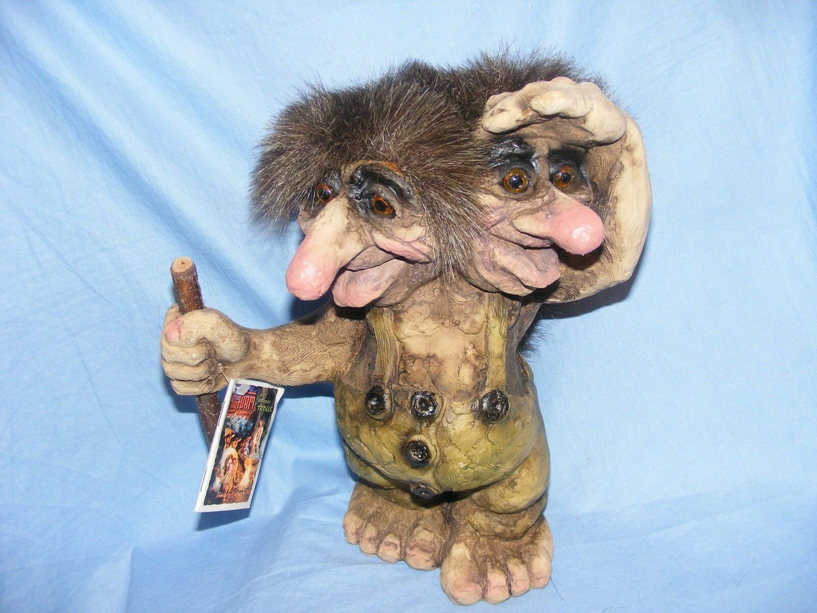 Ny Form Nyform Troll With 2 Heads Norway Collectable Norwegian T101