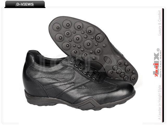 Scarpe casual da uomo  Short uomo Tall Shoes with Built In Height 3.5 Inch Taller JOTA GKC90