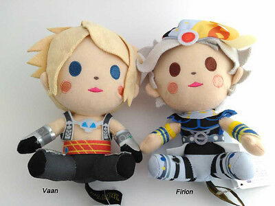 Taito Final Fantasy Vol.4 All Stars 7'' Collectible Plush ~ Set of two SQ52900