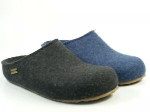 Grizzly Michel Pantofole Scarpe Lana Uomo Pantofole 711033 Haflinger Donna AYwqx7P