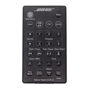 New Original Bose WAVE RADIO//CD CD Remote Control
