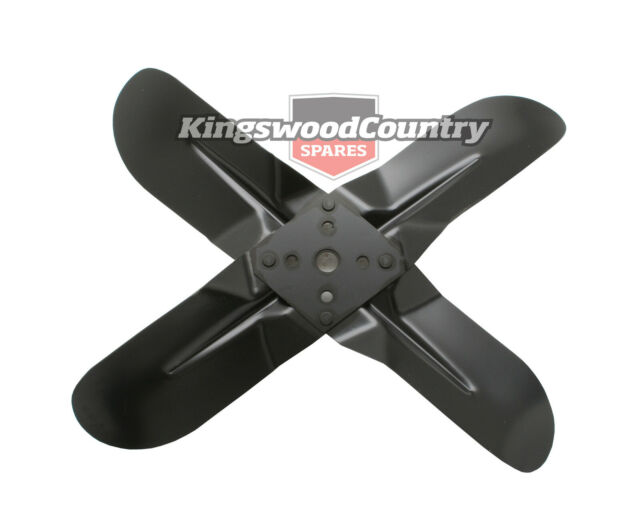 Holden Radiator Fan Blade HK 327 HT HG HQ HJ HX HZ WB VB LH LX V8. HZ 6 Non Air