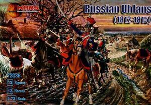 Mars - 72028 - Napoleonic Soviet Uhlans - 1:72