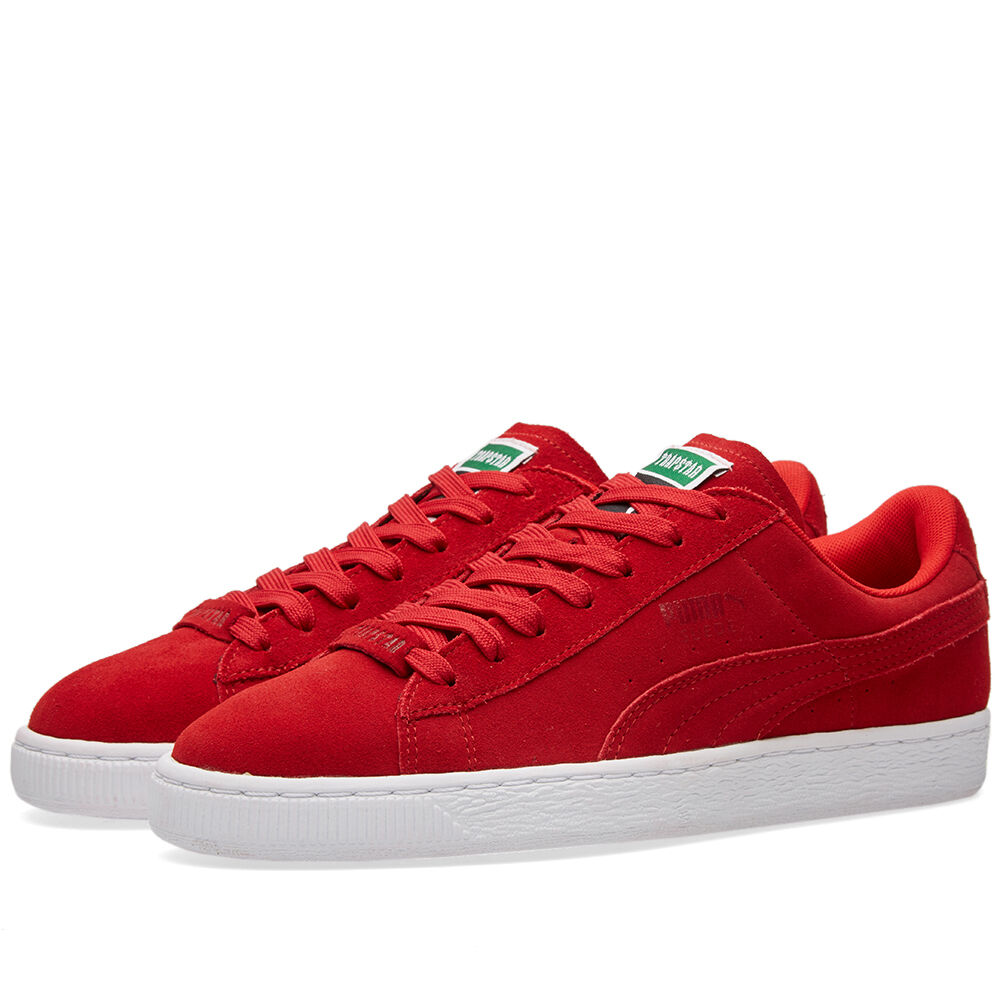 PUMA SUEDE X TRAPSTAR SNEAKER STYLE US SIZE 8.5