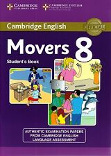 Cambridge English MOVERS 8 STUDENT'S BOOK Official Examination Papers @NEW 2013@