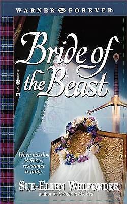1 of 1 - Bride of the Beast by Sue-Ellen Welfonder (Paperback, 2003)