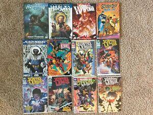 Dc-Comics-Graphic-Novel-Lot-Batman-Aquaman-Flash-TPB-Vol-Justice-League-1-2-3-6
