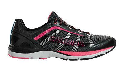 Consegna Veloce Salming Distanza A2 Scarpa Donna Neutro Superlight Running Maratona Rrp £ 110-mostra Il Titolo Originale