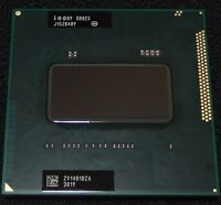 Intel i7-2860QM 4Core 2.5GHz SR02X Socket G2 (rPGA988B) Laptop CPU