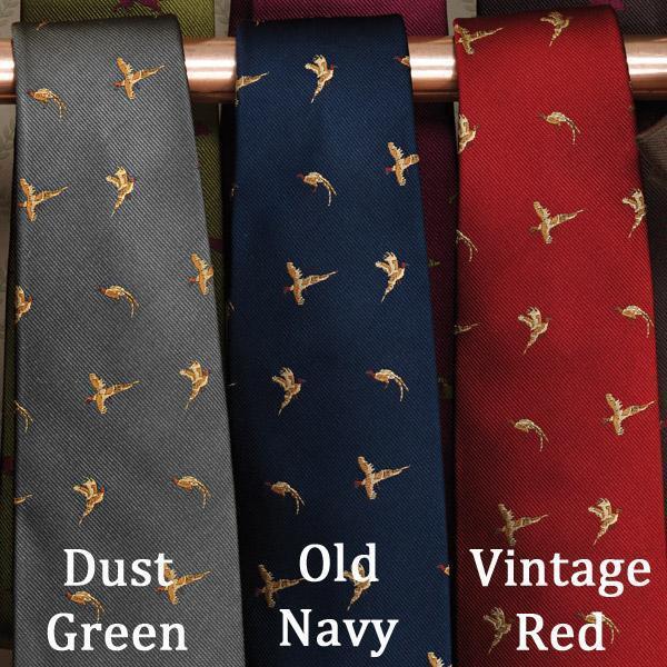 Laksen Pheasant Tie , Small design