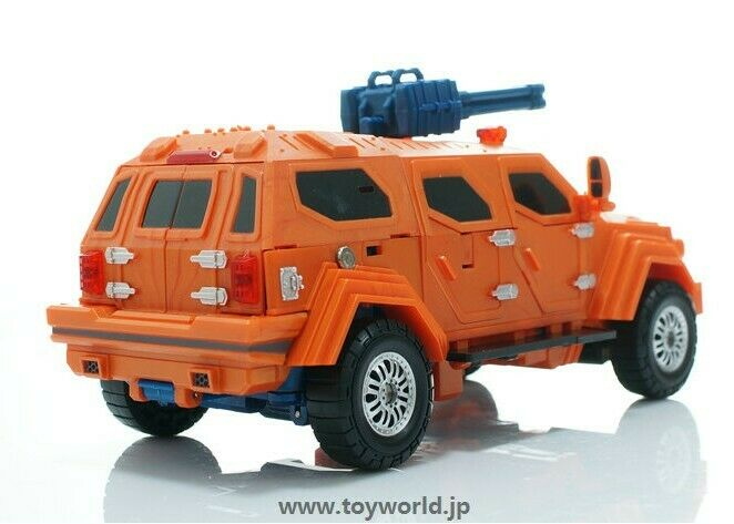 Special offer New ToyWorld Transformers TW-T06 Marauder Sideload Wideload Figure