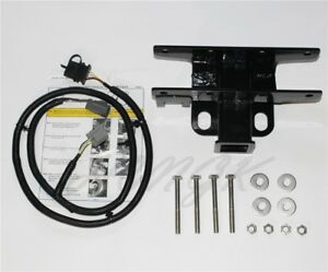 """Jeep Wrangler JK Receiver Hitch and Wire KIT 2"""" 2007-2017 Outland"""