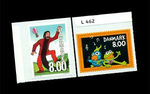 Denemarken-2013-Kinder-TV-postfris-mnh