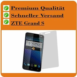 4x-Zte-Grand-S-ecrire-Film-de-protection-d-039-Ecran-Film-Protection-ecran