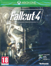 Fallout 4 (with Fallout 3 DLC) Xbox One Game BRAND NEW SEALED