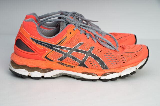 Asics Gel-Kayano 22 Womens Running Shoes/Sneakers T597N Salmon / Pink US 9