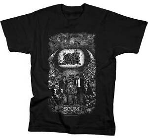 NAPALM-DEATH-Scum-Original-Art-T-SHIRT-S-M-L-XL-2XL-New-Official-MerchDirect