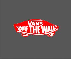 Vans-off-the-wall-Vinyl-Sticker-Snowboard-Luggage-Car-Laptop-Phone-8x3cm-M8836