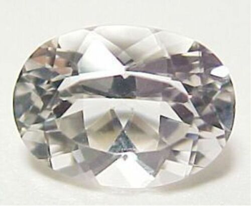 2.18 ct//7×9 mm EXTREMELY BRIGHT OVAL CUT DANBURITE #R417