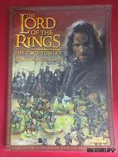LotR THE TWO TOWERS Strategy Battle Game Games Workshop Lord of the Rings