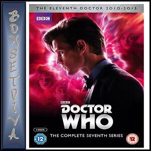 DOCTOR-WHO-COMPLETE-BBC-SERIES-SEASON-7-BRAND-NEW-DVD