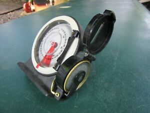 Easy Site Tandem Inclinometer + Compass SOLAR Survey Tool
