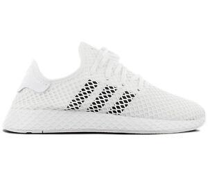 Details about Adidas Originals deerupt RUNNER Mens Sneakers DA8871 White Fashion Shoes New show original title