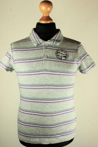MEXX t-shirt polo gris taille 86 98-104 110-116 122-128 134-140 mariage prix recommandé 19,95