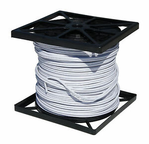 500FT CCTV CAMERA WIRE RG59 COAX//RS485//POWER PTZ DATA 18//2 SIAMESE CABLE