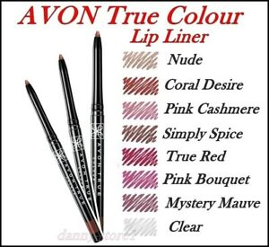 AVON-TRUE-COLOUR-GLIMMERSTICK-LIP-LINER-Creamy-Formula-for-Fresh-Lips