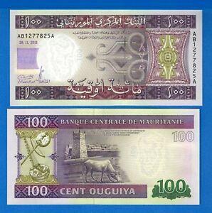 ALGERIA 2000 DINARS 2011 P 144 UNCIRCULATED CONDITION