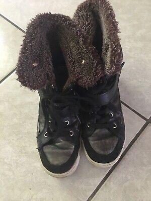 2019 Mode Boots Stiefel Braun Gr. 36 Von Tom Tailor