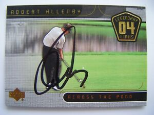 ROBERT-ALLENBY-signed-2004-Upper-Deck-golf-card-AUTO-Autographed-AUSTRALIA-UD-89