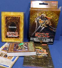 Konami Yu-Gi-Oh Trading Card Jeu Structure Deck Warrior`s Triumph 40Cards - OVP