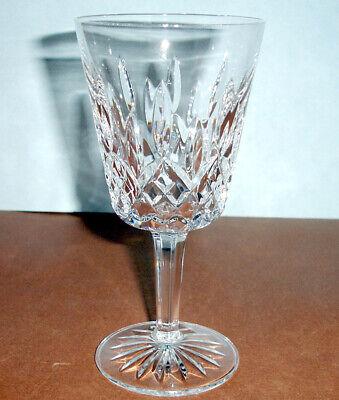 Waterford Crystal Lismore Goblet 10oz Clear 10 Oz For Sale Online Ebay