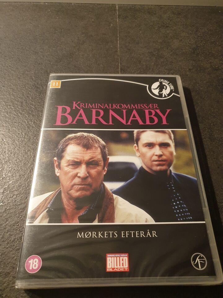 Kriminalkommissær Barnaby - Episode 18 (UÅBNET),