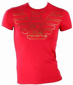 Emporio-Armani-T-shirt-uomo-manica-corta-mod-111035-9a725-colore-rosso